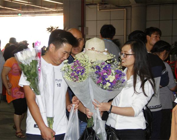 云南鲜花产业蓬勃发展