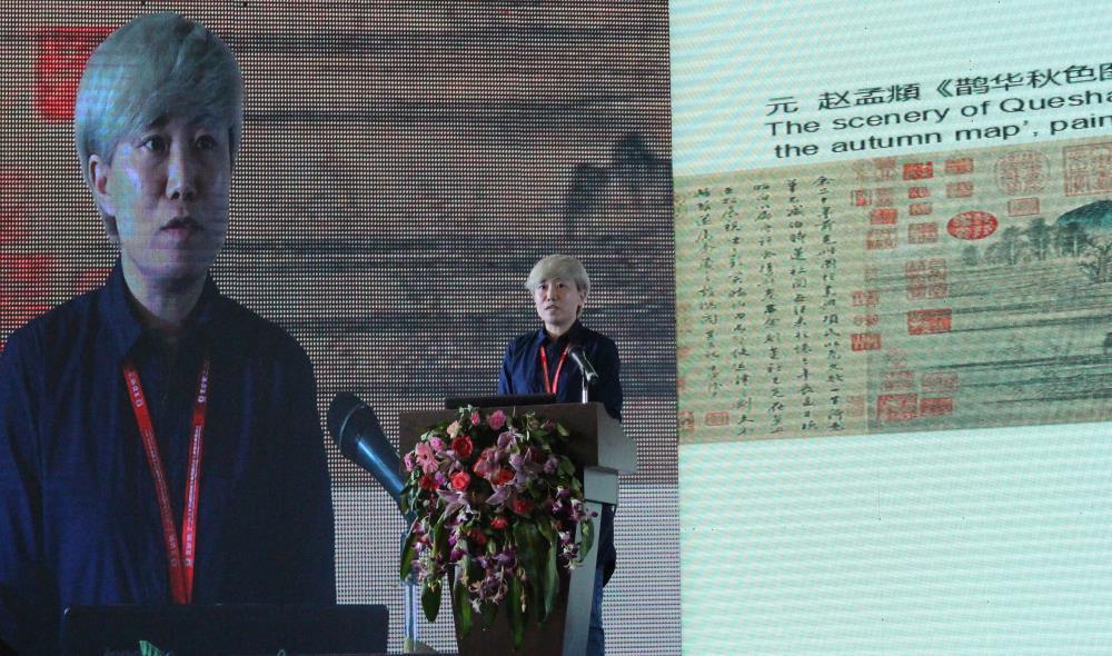 """张华:大格局 大手笔描摹""""本色乡村""""的灿烂画卷"""