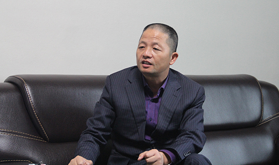 王纪卫:对传统花木城的改革也是一件大事