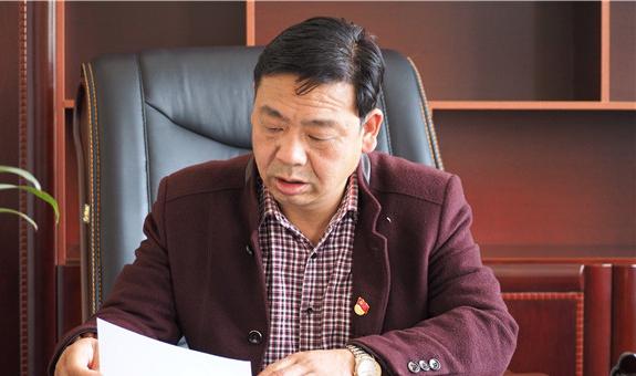 """黄际来:泗安不只乔木,看苗木大镇的""""新革命"""""""