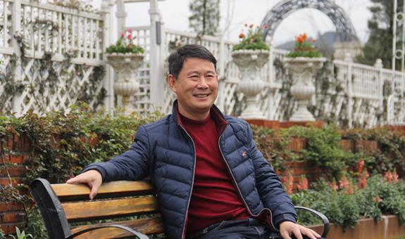 邵春荣:奔跑的正能量