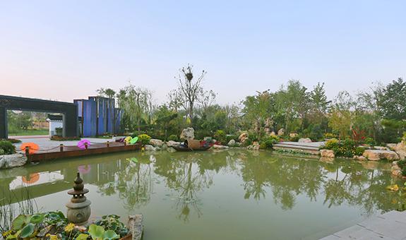 南方园林企业北上施工的难点与对策 ――以第九届中国花卉博览会之浙江园为例