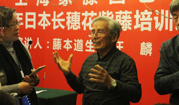 藤本道生的第八十次中国行