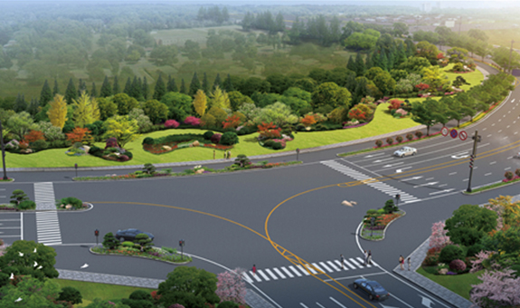 黄岩道路景观环境整治提升方案