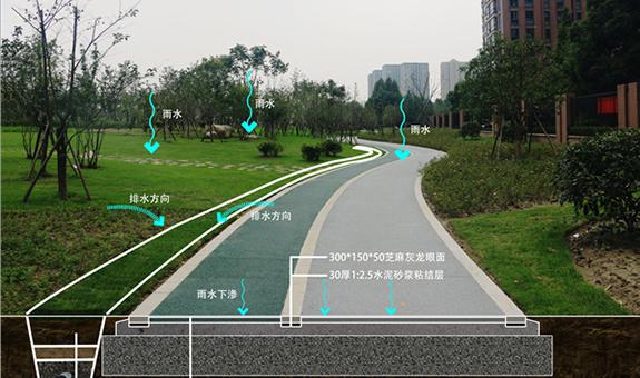 杭城唯一 全省典范 ――东湖路市民公园项目成功入选全省首批海绵城市项目典范