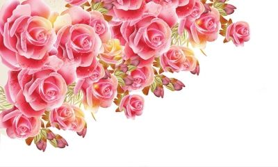壁纸 花 设计 矢量 矢量图 素材 桌面 400_240