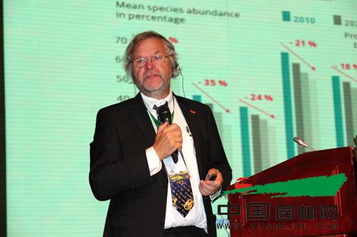 曼弗雷德·科勒:绿色基础设施在欧洲的新应用