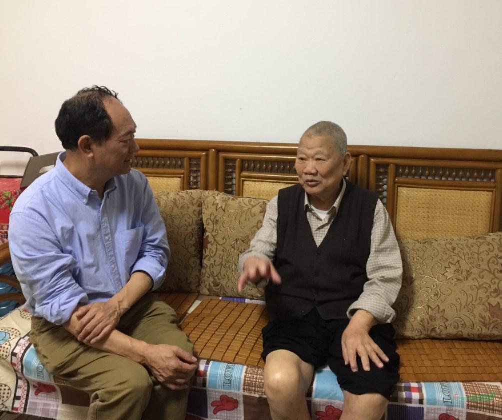 中国花卉协会茶花分会副会长游慕贤驾鹤西去