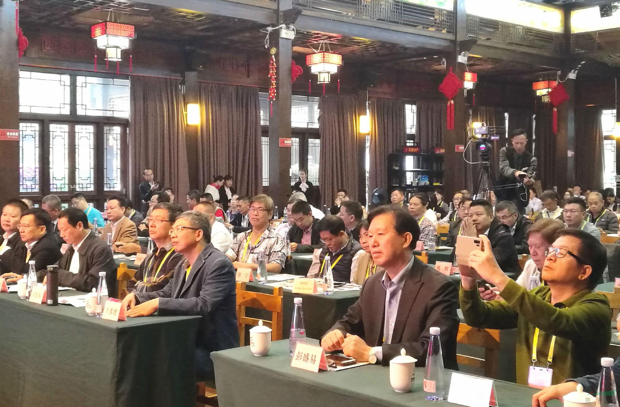 美逢知音  天赋韵香  第二届福建漳州三角梅产业对接会成功举办