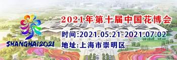 2021年中国上海第十届花博会
