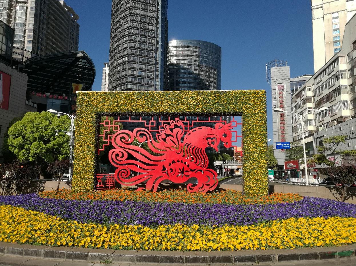 昆明将用1567万盆鲜花扮靓主城建成区
