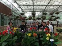 重庆市首届花卉新优品种推荐展示会举办