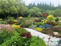 首届中国国际花境大赛作品:《繁花秘境》崇尚自然追求自然