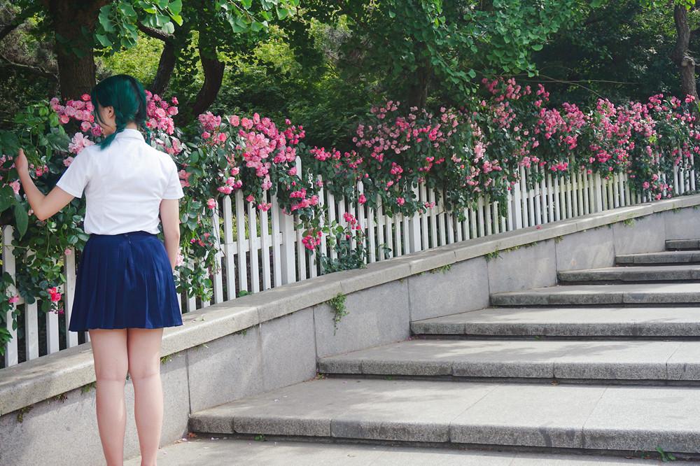 """杭州""""五一""""假期看花展"""